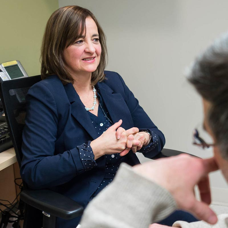 Faces of Health Care: Paula